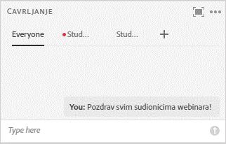 Hrvatski chat bez prijave